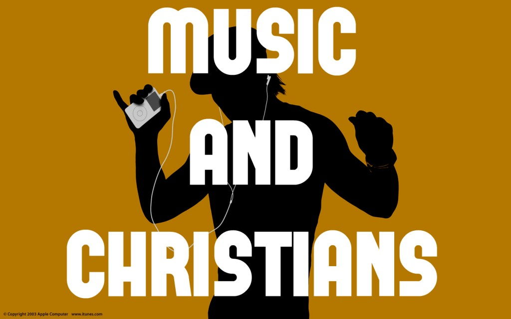 Should christians listen to secular music